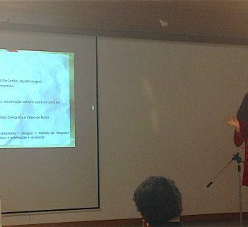 Carol Farias apresenta o Casa Fora de Casa