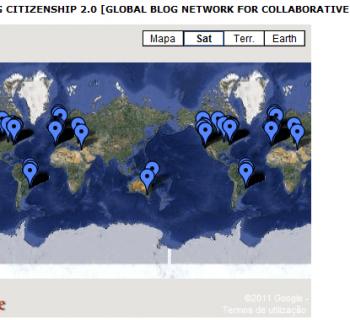 Global City Map 2011