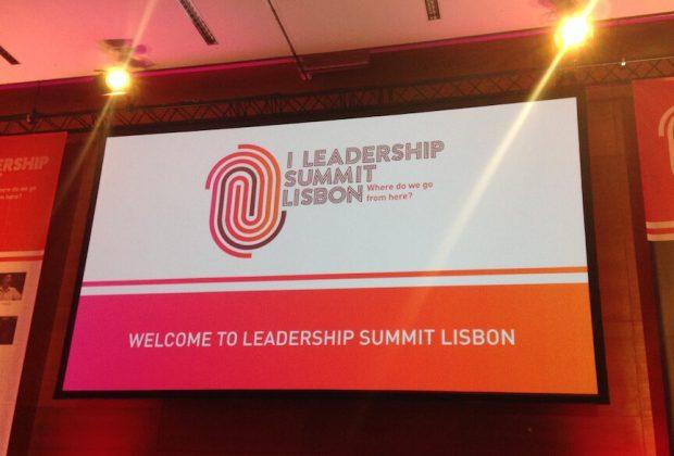 I Leadership Summit Lisbon - boas vindas
