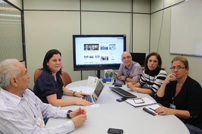 Ana Neves em conversa na PROCERGS