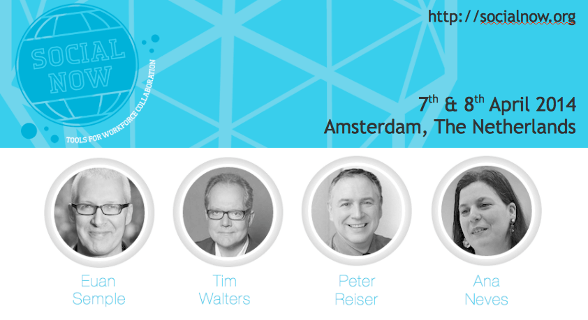 Social Now 2014 - alguns oradores