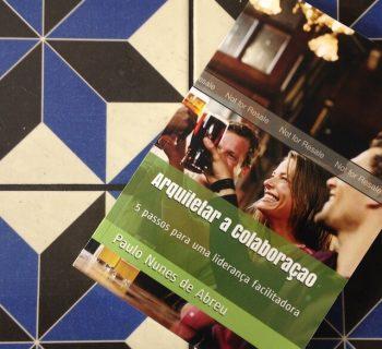 Arquitetar a Colaboração - foto do livro