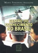 Gestão do Conhecimento no Brasil (Angeloni, 2008) - capa