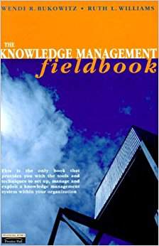 The Knowledge Management Fieldbook - capa