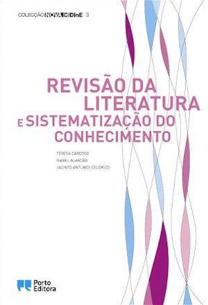 Revisão da Literatura e Sistematização do Conhecimento - capa do livro