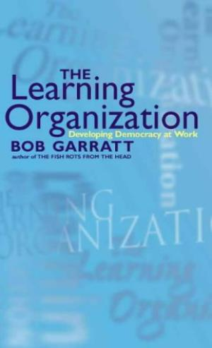 The Learning Organization - capa