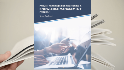 Proven Practices for Promoting a Knowledge Management Program - imagem