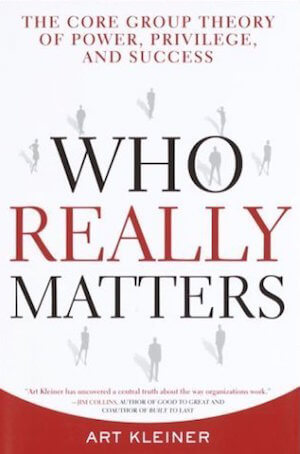 Who Really Matters - capa