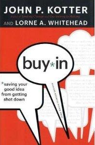Buy-In (Kotter 2010) - cover