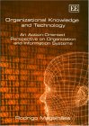 Organizational Knowledge and Technology - capa
