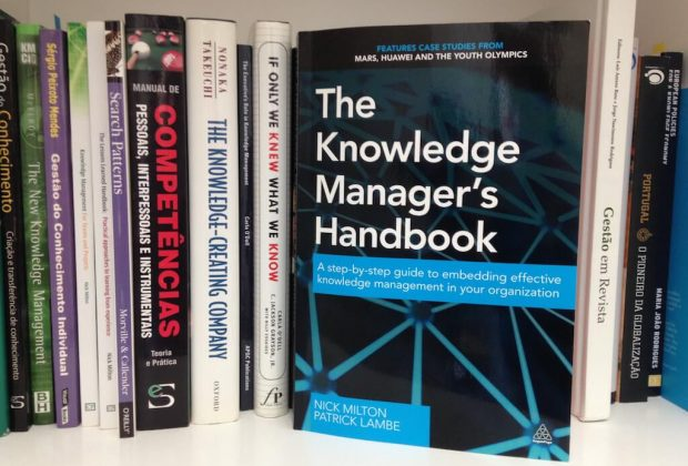 The Knowledge Manager's Handbook - capa