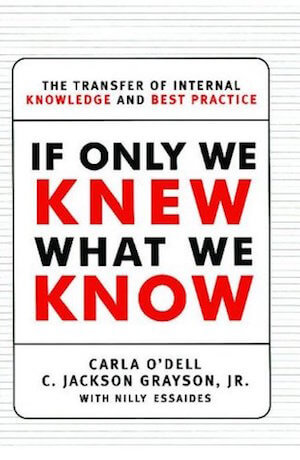 If Only We Knew What We Know - capa