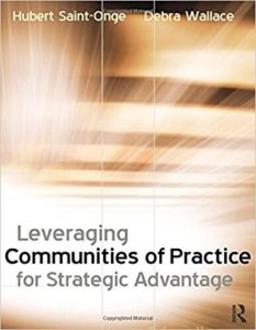 Leveraging Communities of Practice for Strategic Advantage - capa