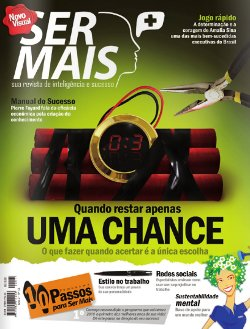 Revista Ser Mais - capa do nº 11, ano 2