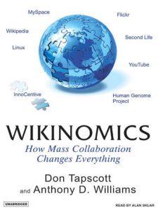 Wikinomics (Tapscott 2007) - capa