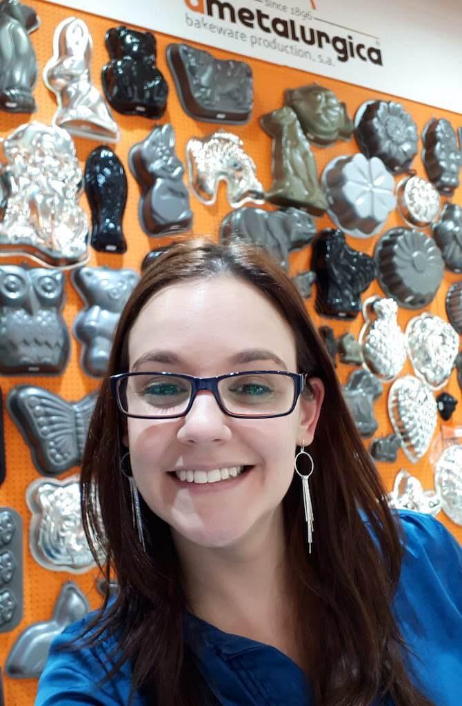 Raquel Santos, administradora d' A Metalúrgica