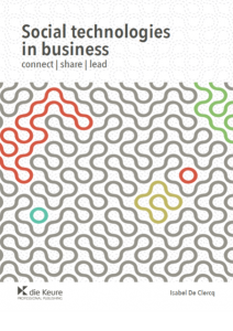 Social technologies in business - capa