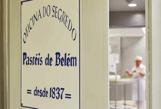 Pastéis de Belém - Oficina do Segredo