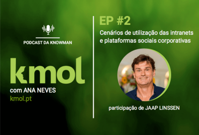 podcast KMOL - episódio #02 com o Jaap Linssen