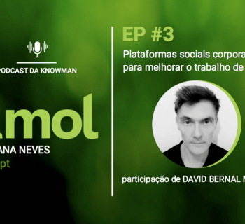 podcast KMOL - episódio #03 com o David Bernal Manero
