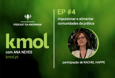 podcast KMOL - episódio #04 com Rachel Happe