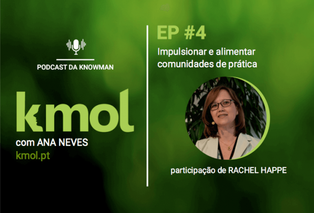 podcast KMOL - episódio #04 com Rachel Happe