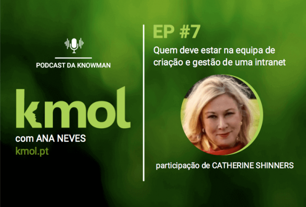 podcast KMOL - episódio #07 com Catherine Shinners
