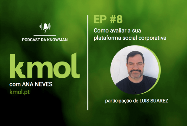 podcast KMOL - episódio #08 com Luis Suarez