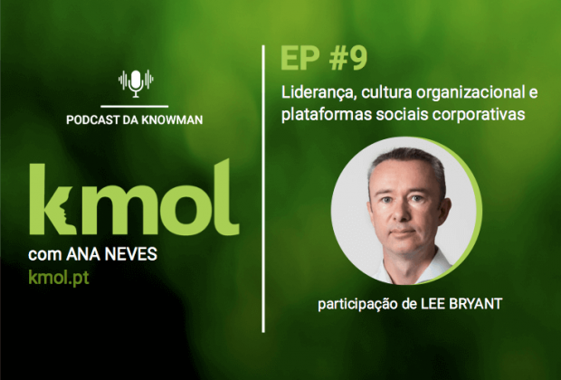 podcast KMOL - episódio #09 com Lee Bryant