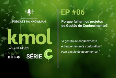 Série C do podcast KMOL - Episódio #06