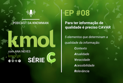 Série C do podcast KMOL - Episódio #08