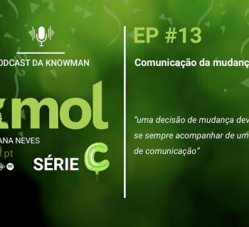 Série C do podcast KMOL - Episódio #13