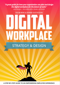 Digital Workplace Strategy & Design - cover