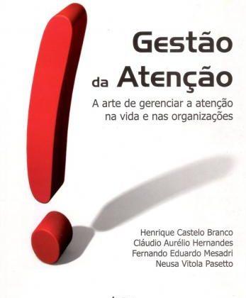 Gestão da Atenção (Branco 2010) - capa