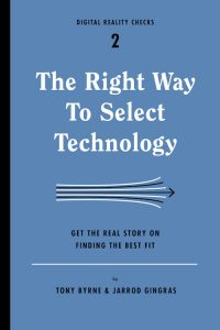 The Right Way to Select Technology - capa