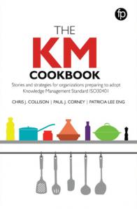 The KM Cookbook - capa do livro