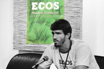 Mário Saladini, coordenador nacional do Programa ECOS
