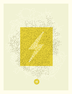 Poster for f8 event