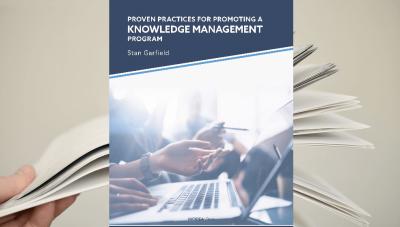 Proven Practices for Promoting a Knowledge Management Program - imagem