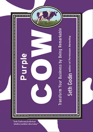 Purple Cow - capa