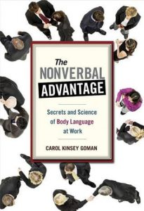 The Nonverbal Advantage - capa