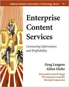 Enterprise Content Services - capa