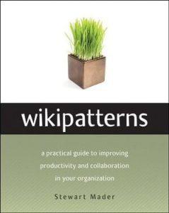 Wikipatterns (Mader, 2008) - capa