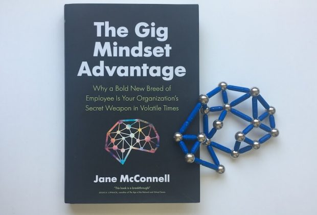 The Gig Mindset Advantage - foto do livro