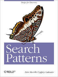 Search Patterns (Peter Morville, 2010) - cover