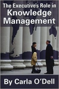 The Executive's Role in Knowledge Management - capa