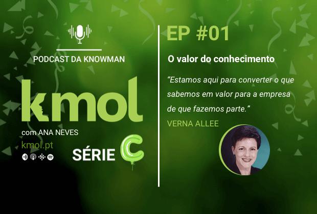 Série C do podcast KMOL - Episódio #01