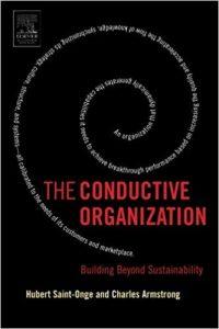 The Conductive Organization - capa