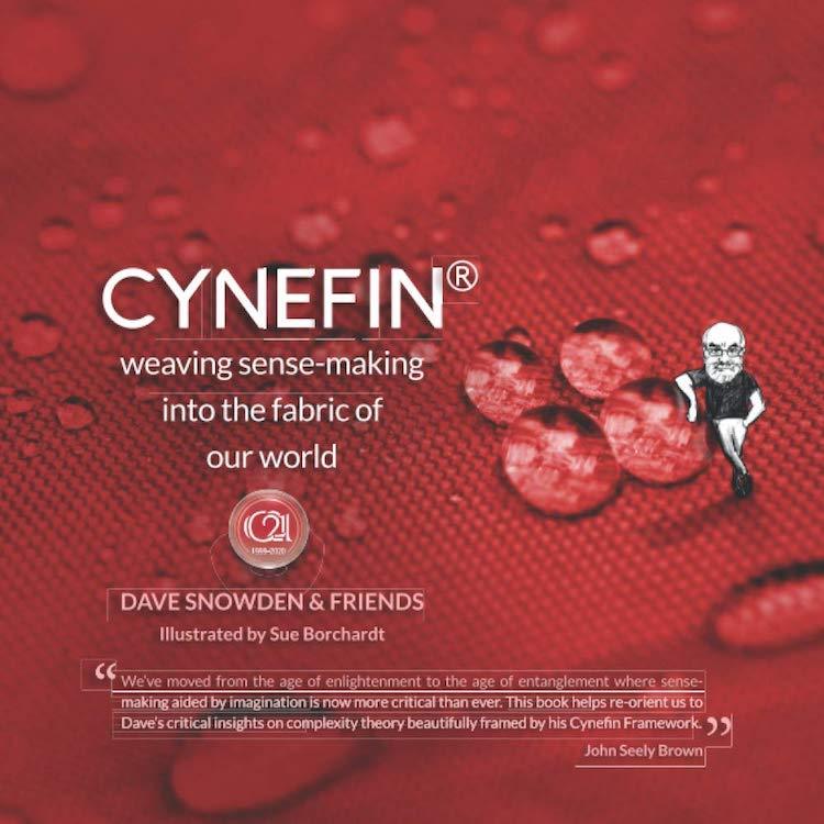 Cynefin - capa do livro