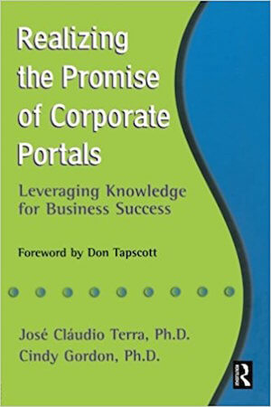 Realizing the Promise of Corporate Portals - capa